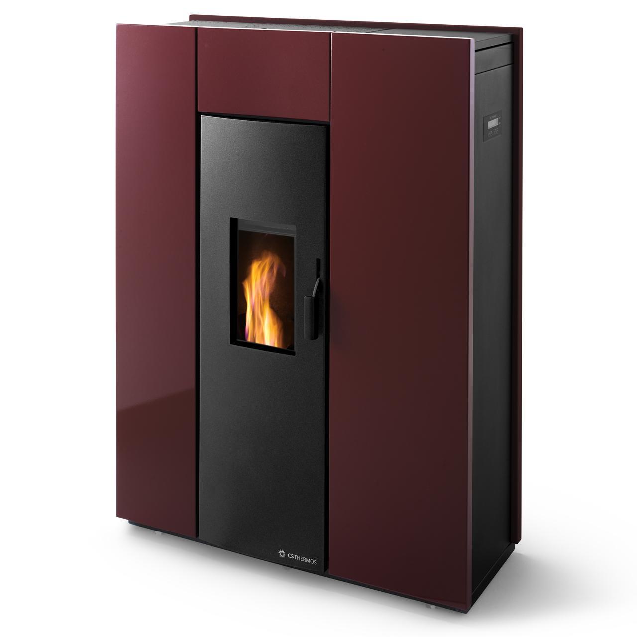 tesi h2o thermo po le pellet pellet biomasse cs thermos. Black Bedroom Furniture Sets. Home Design Ideas